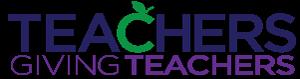 Teacher Giving Teachers